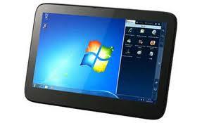 En qué consiste el sistema operativo Windows 7 para Tablets