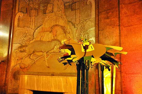 Queen Mary Art Deco Festival Deco Derby Pajama Jam