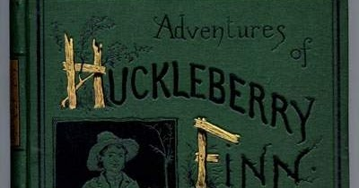 a research on the controversial novel huckleberry finn by mark twain Twain, in the adventures of huckleberry finn, was not attempting to write an  expose  reason the novel was banned in the 19th century, something mark  twain himself  review mark twain's classic with these study helps.