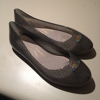 Vivienne Westwood Anglomania + Melissa shoes, flats, jellies