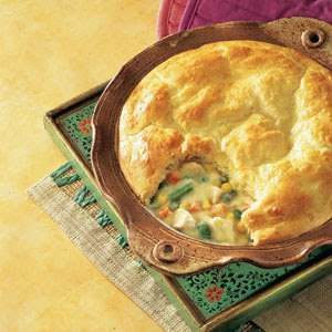 Tilly's Nest: Incredibly Easy Chicken Potpie
