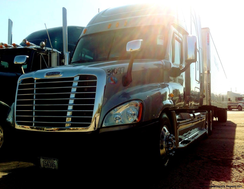 Custom Freightliner Cascadia Truck