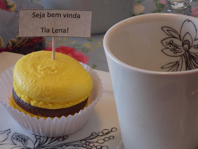 detalhes mesa chá da tarde