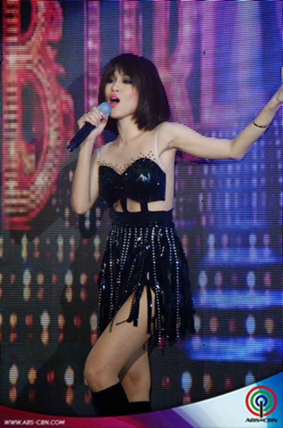 Toni Gonzaga in ABS-CBN Christmas Special 2014