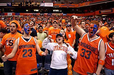 Orange::44: Colgate - Syracuse Preview