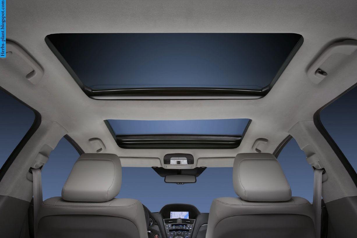 Acura zdx car 2013 interior - صور سيارة اكورا زد دي اكس 2013 من الداخل