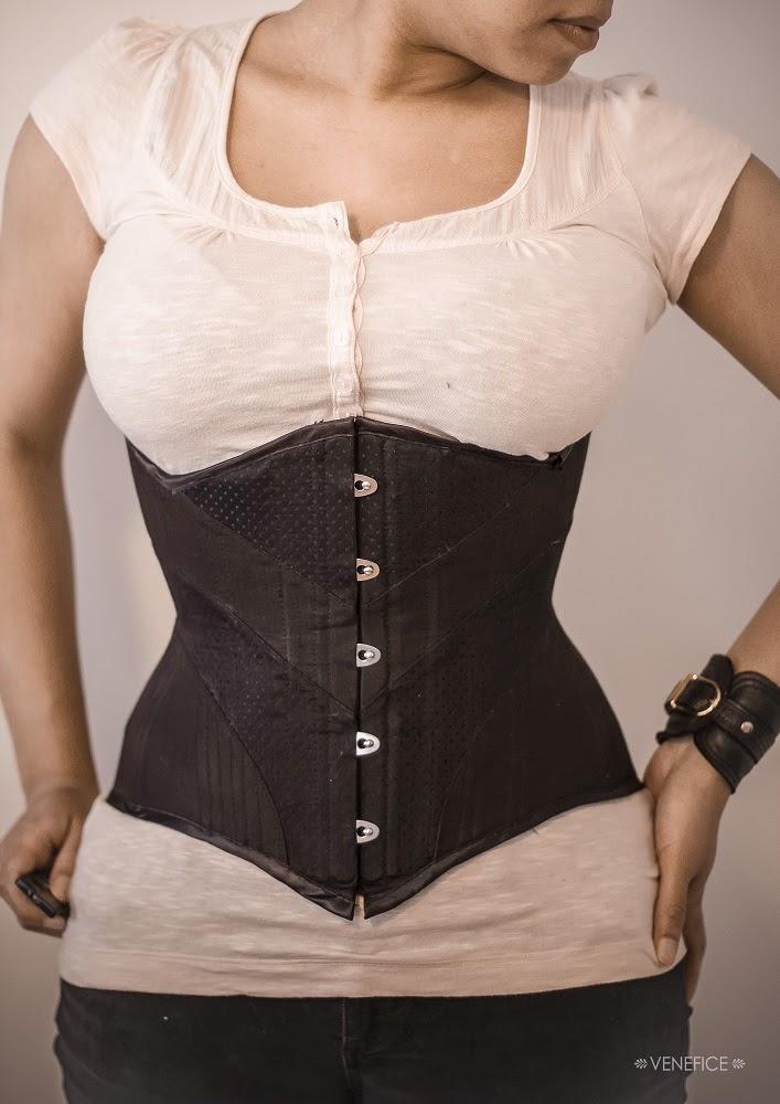 Venefice waist training corset patent - Porter un corset tous les jours ...