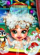 Малышка Новый Год - Онлайн игра для девочек