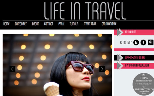 a style of your own blog, girl crush, hanh merriman, life in travel blog