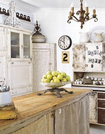 shabby chic on friday la cucina parte i la gatta sul tetto. Black Bedroom Furniture Sets. Home Design Ideas