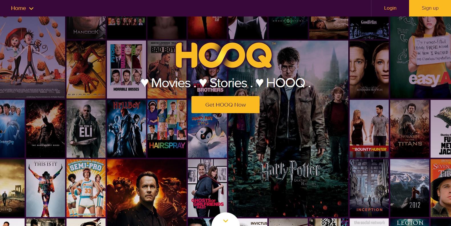 HOOQ TV