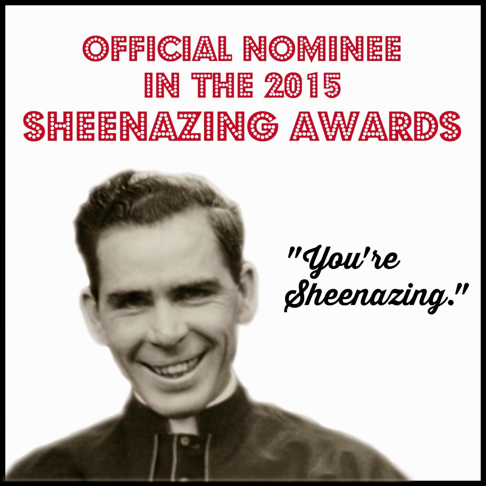 Sheenazing Awards!