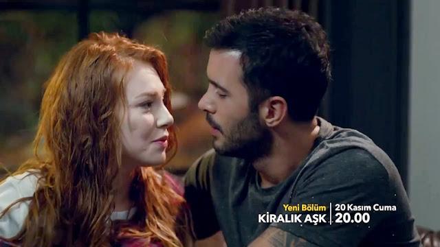 مسلسل حب للايجار Kiralık Aşk إعلان الحلقة 22 مترجم للعربية
