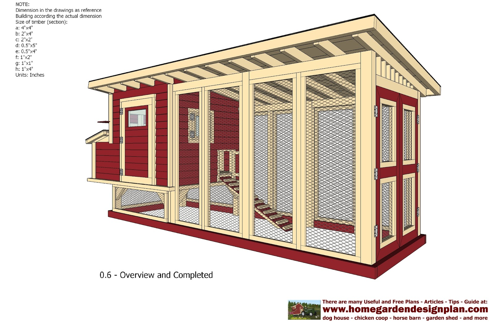 Just coop pvc chicken coop plans pdf for Free coop plans
