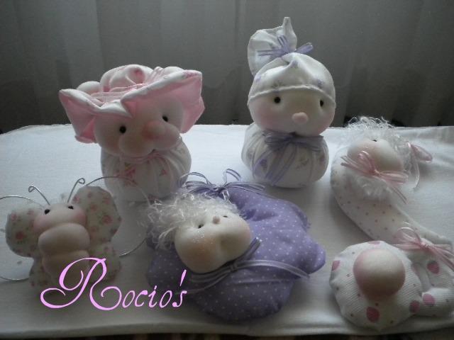 ♥♥rocio`s artesanias♥♥: ♥♥delicados souvenir de nacimiento♥♥