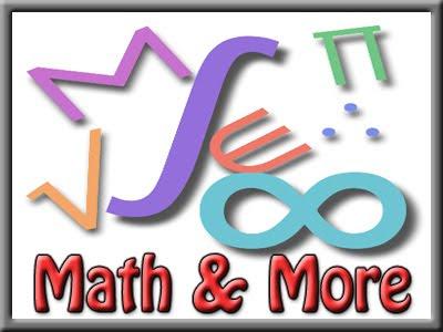 Math and Stuff