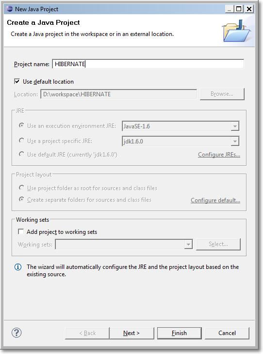 Integrasi Hibernate dengan Oracle 11g