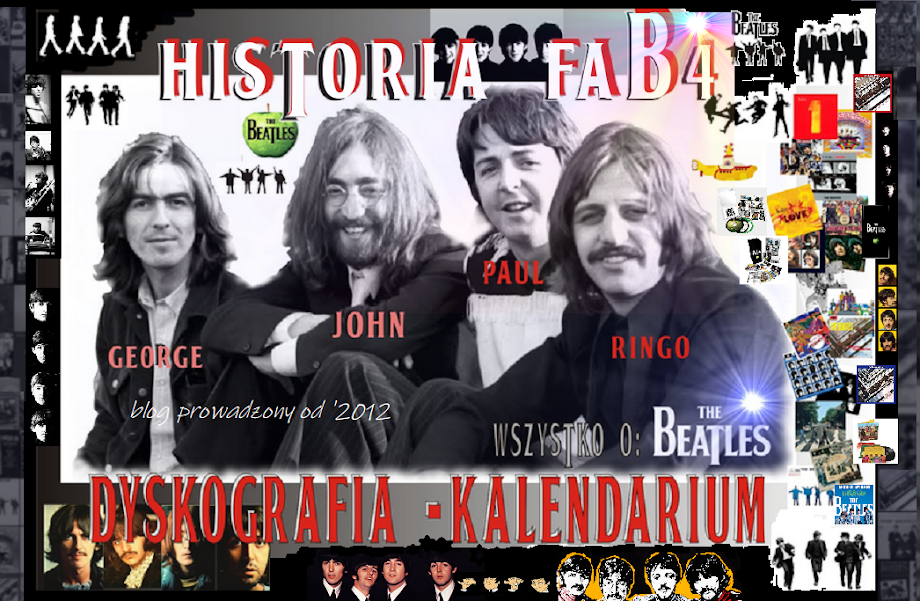 Historia The Beatles (Fab Four)