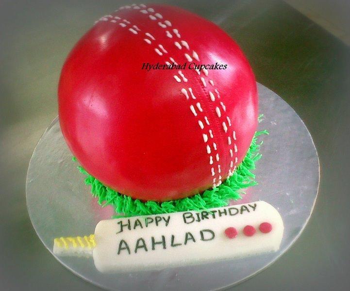 Ballroom Cake Design : Hyderabad Cupcakes - Custom Designer Fondant Cakes ...