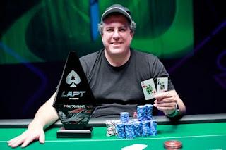 LAPT Latin American Poker Tour Lima Kemal Ferri winner campeon