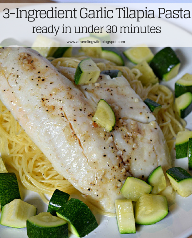 Bumble Bee SuperFresh® Tilapia with Garlic and Extra Virgin Olive Oil, #ad, #bbSuperfresh, #seafoodies, Clever Girls