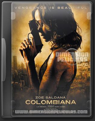 Colombiana (BRRip HD Ingles Subtitulado) (2011)