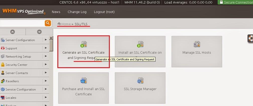 Basic IT Informations: Install GoDaddy SSL Certificate using WHM ...