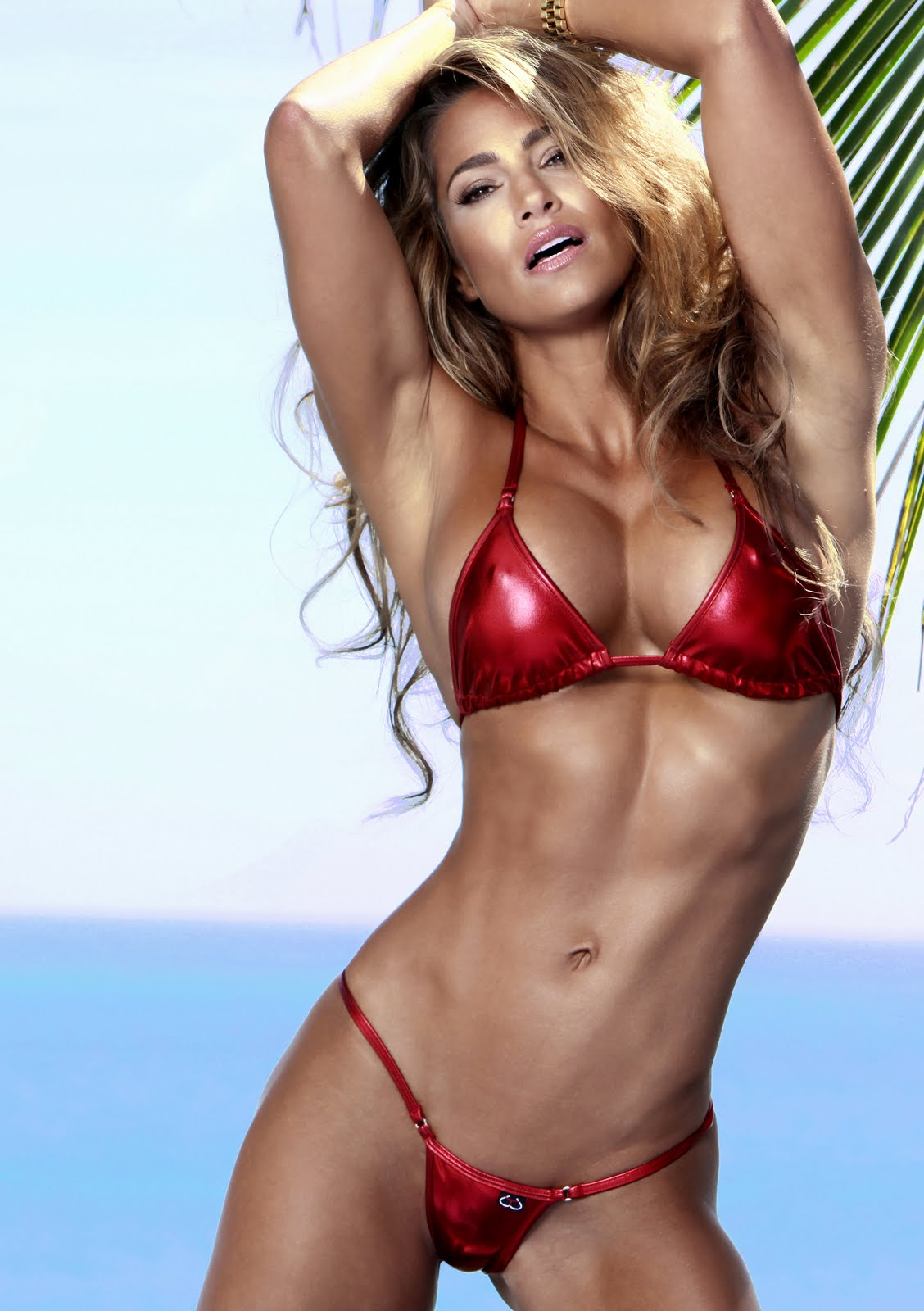 Jennifer Nicole Lee Fitness Model