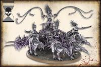 Warhammer Desollador infernal de los Demonios del Caos
