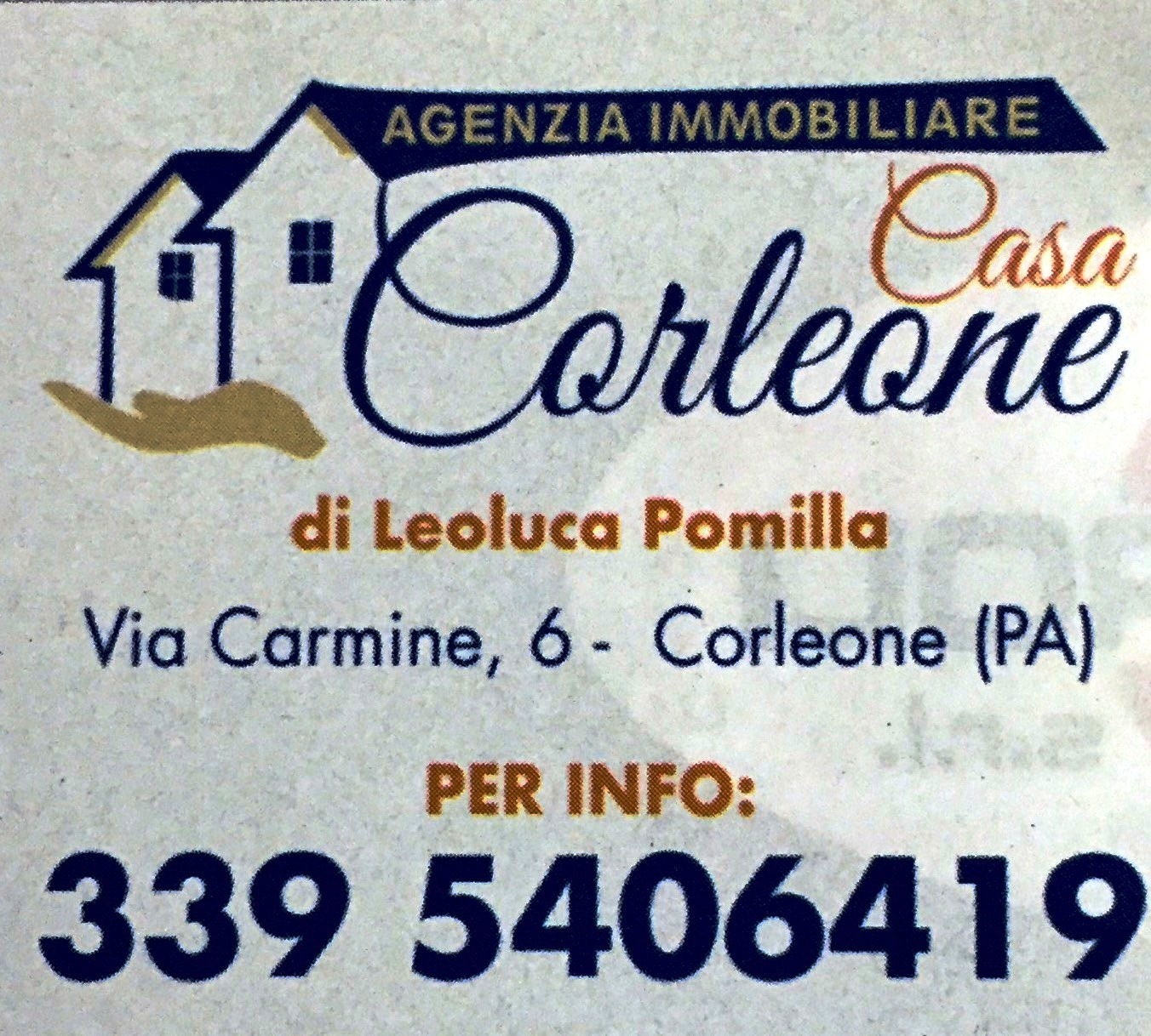 AGENZIA IMMOBILIARE CORLEONE