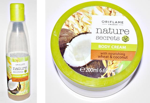 Oriflame Nature Secrets z pszenicą i kokosem - NIE, NIE i jeszcze raz NIE!