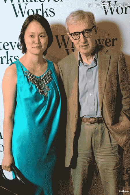 Woody Allen dan Soon Yi Previn