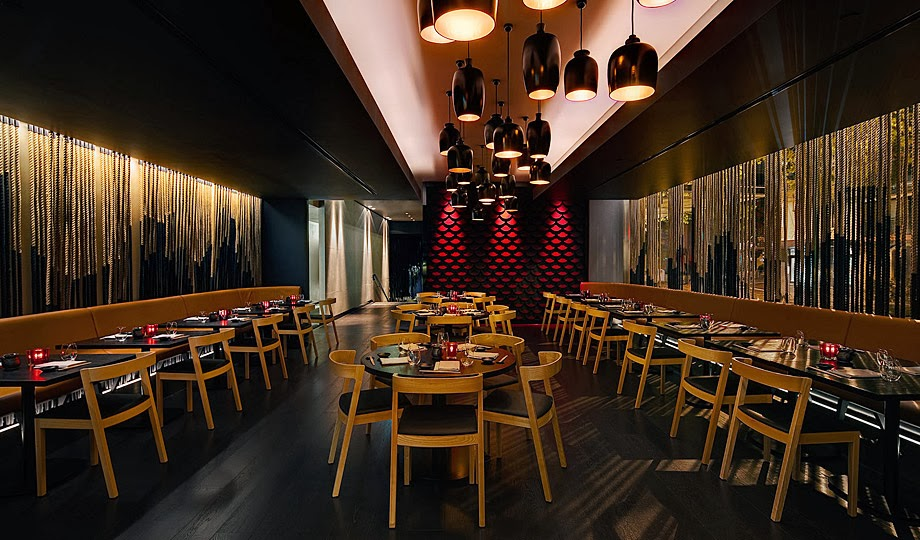 Sokyo restaurant interior design best
