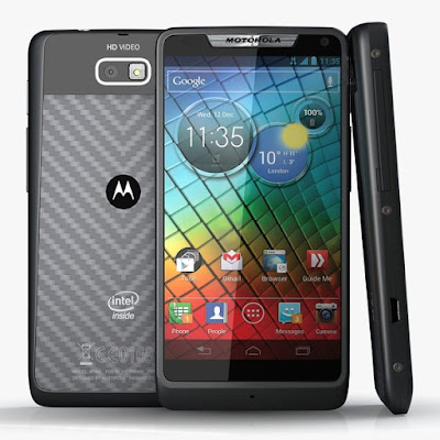 Motorola RAZR i XT890 complete specs and features