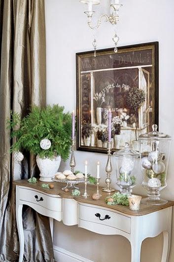Muebles pr cticos por la decoradora experta consolas - Ideas para decorar una entrada de casa ...