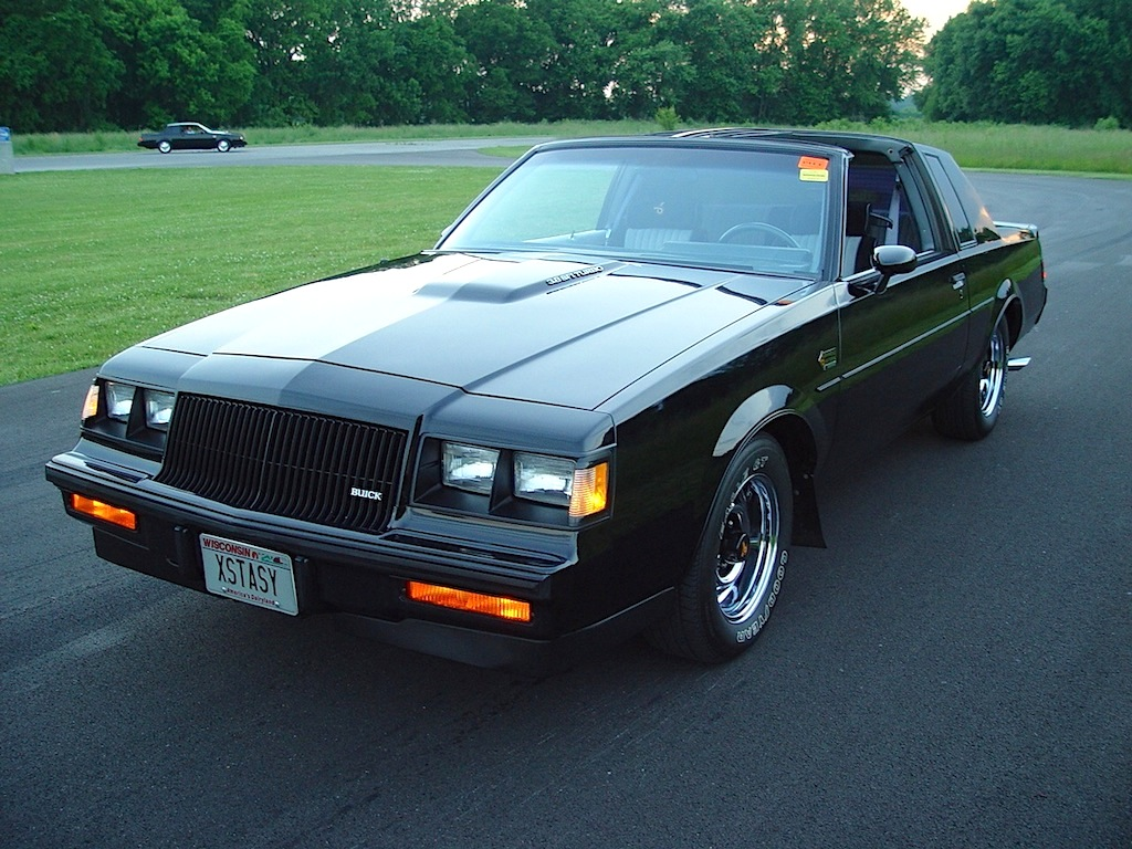 fab wheels digest f w d buick regal grand national. Black Bedroom Furniture Sets. Home Design Ideas
