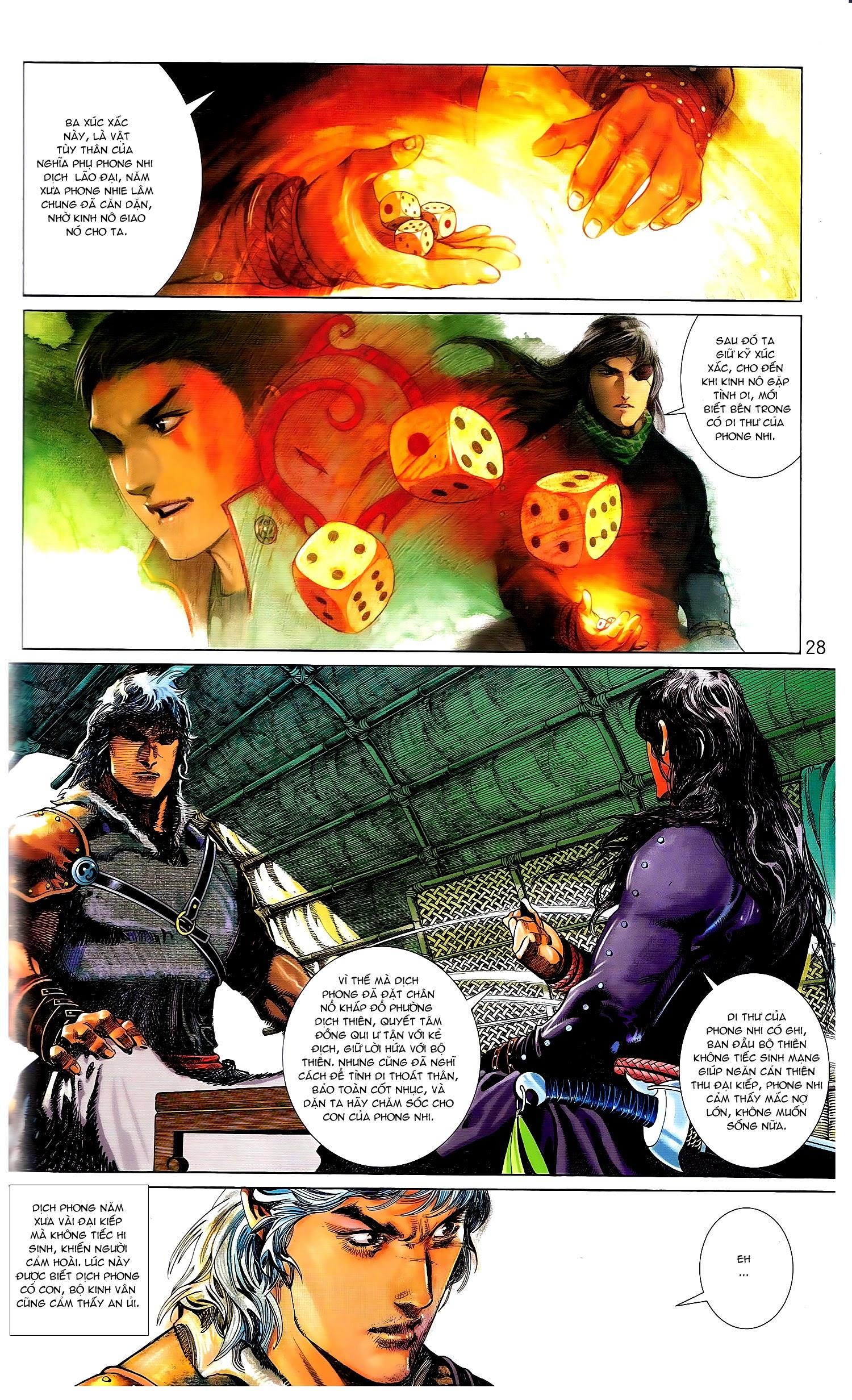 Phong Vân chap 671.1 - Trang 28