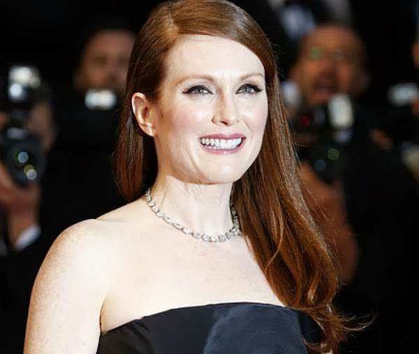Gt the Look with Loreal - Julianne Moore