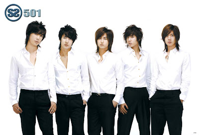SS501 Poster