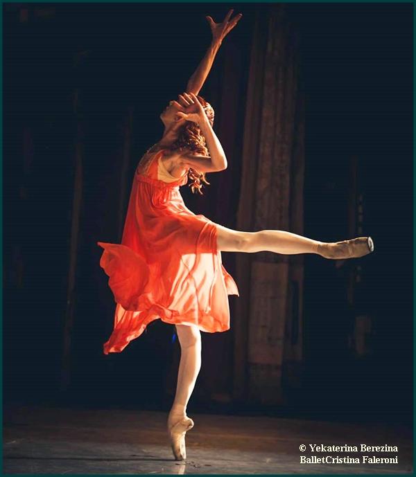 Yekaterina Berenzina.- Moscow Classical Ballet.