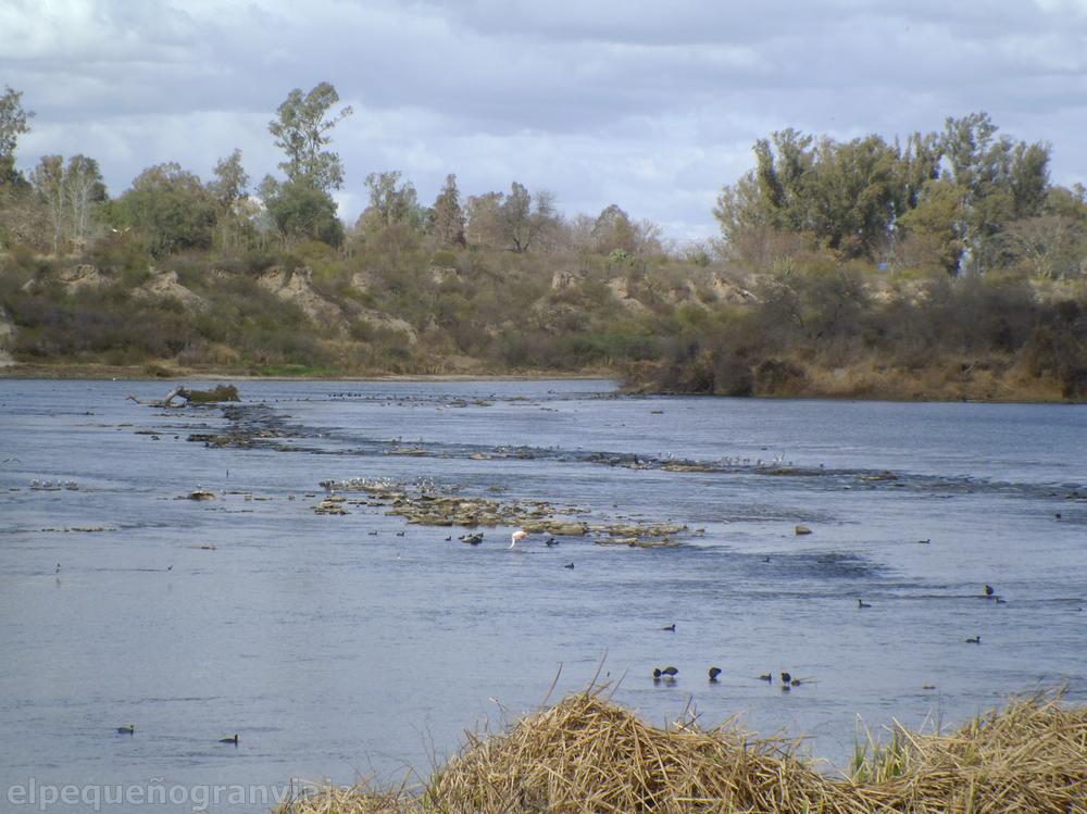 Termas, río, Hondo, Santiago del Estero