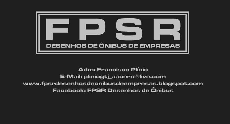 FPSR Desenhos de Onibus de Empresas
