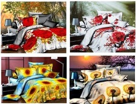 Story@Home Designer Polycotton Double Bedsheet with 2 Pillow Covers worth Rs.1799 for Rs.499 Only @ Amazon (Limited Period Deal)