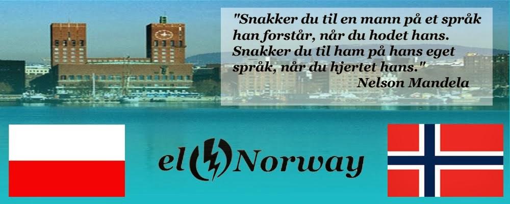 elNorway - Norwegia - Elektriker - Norge - Norway - Norsk Språk
