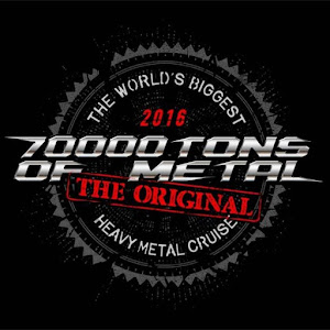 70000TONS OF METAL 2016 – HEAVY METAL CRUISE