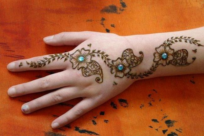 Mehndi Tattoo Designs Meanings : Tattoo designs symbols and meanings henna mehndi