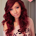 Red Hair?! Oh yes.. ♥ Garnier Color in Light Auburn for Dark Hair