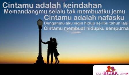 kata mutiara cinta paling romantis