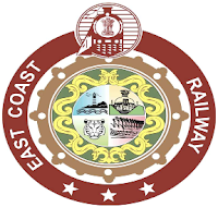 East Coast Railway,  Odisha, Railway, RAILWAY, 10th, ITI,  east coast railway logo