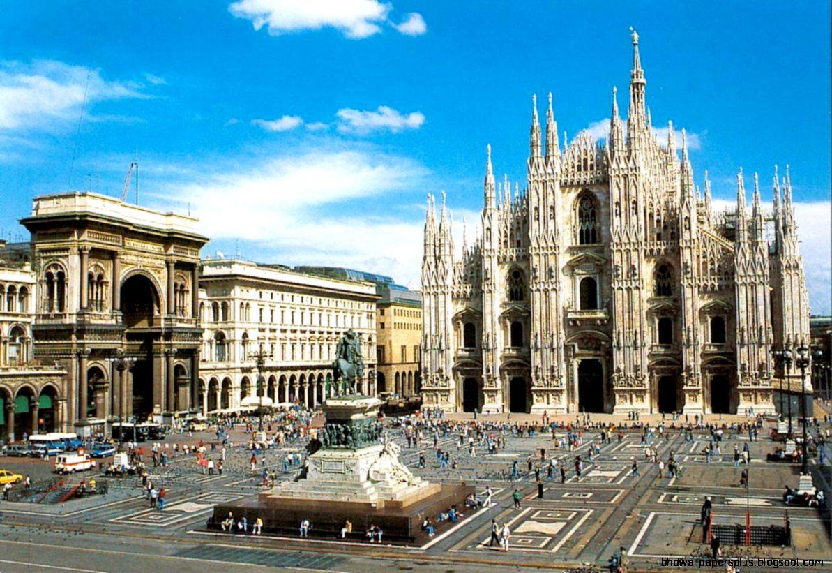 Milan Italy City